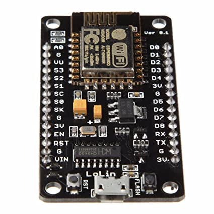 V3 Wireless module NodeMcu 4M bytes Lua WIFI Internet of Things development  board ESP8266 esp-12e Arduino Compatible by Atomic Market