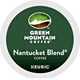 Green Mountain Coffee Nantucket Blend Keurig Single-Serve K-Cup Pods, Medium Roast Coffee, 72 Count (6 Boxes of 12 Pods)