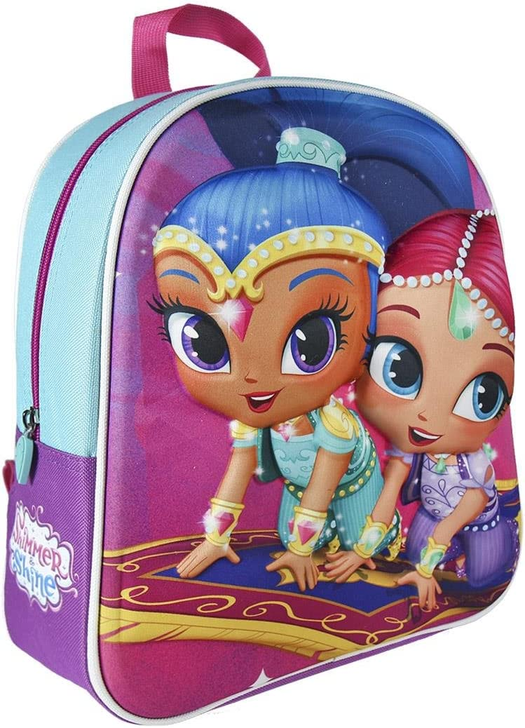 Shimmer And Shine 2100001965 Mochila infantil: Amazon.es: Equipaje