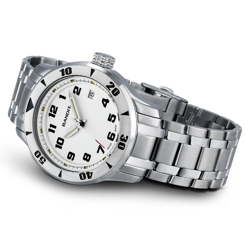 Bandit Arsenal BT8058MWA Herren Tritium Uhr