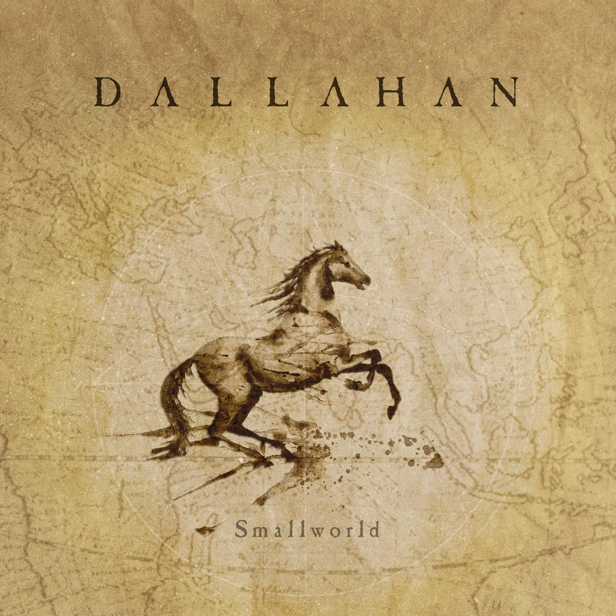 CD : Dallahan - Smallworld (United Kingdom - Import)