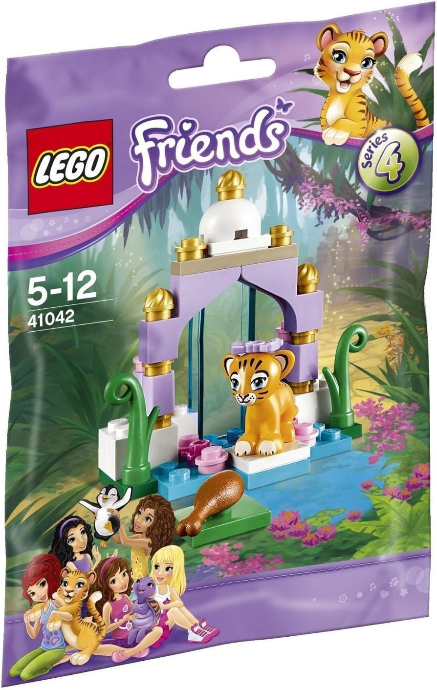 Lego Friends Tiger's Beautiful Temple 41042 Building Kit