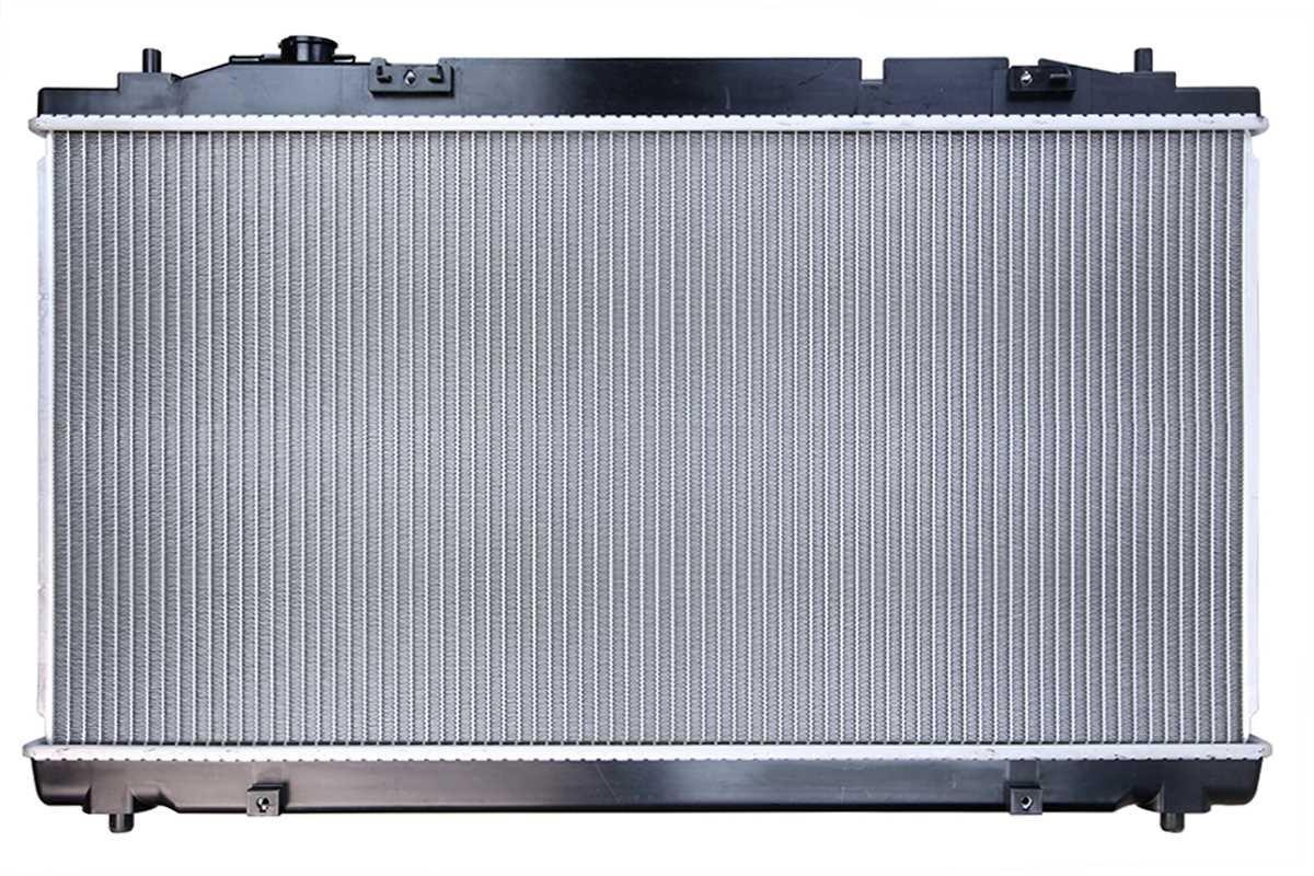 Prime Choice Auto Parts RK1128 Aluminium Radiador