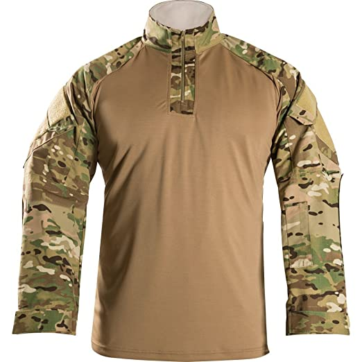 e125a9da4 Amazon.com: Vertx 37.5 Combat Shirt - Long Sleeve: Sports & Outdoors