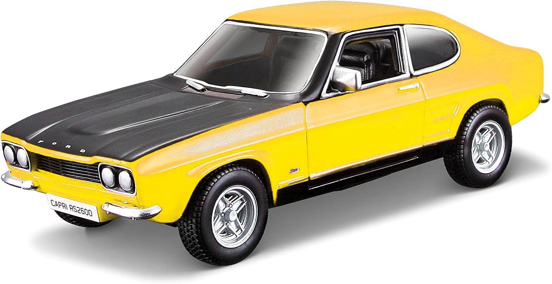 15643207 Ford Capri RS 2600 1970 Auto BBurago BBurago