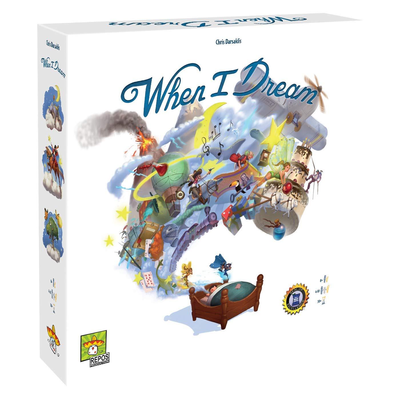 Repos When I Dream Game レポ 私がゲームを夢見るとき 英語版 [並行輸入品] B07GTFFGYX