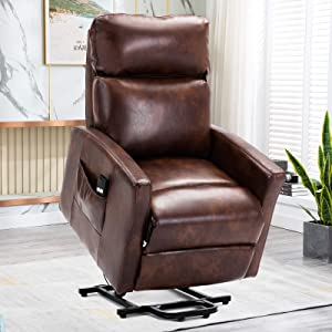 5 Best Recliners for Seniors Reviews 2021 - Both Men and Women 4