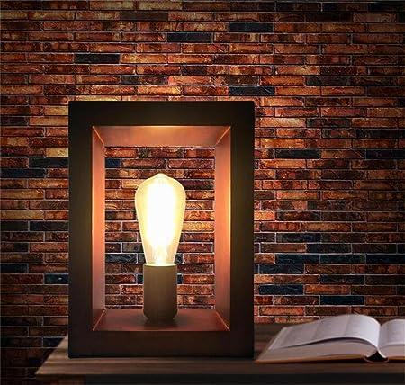 TOYM- Lámpara de Mesa China clásica Decoración de la Sala de Estar ...
