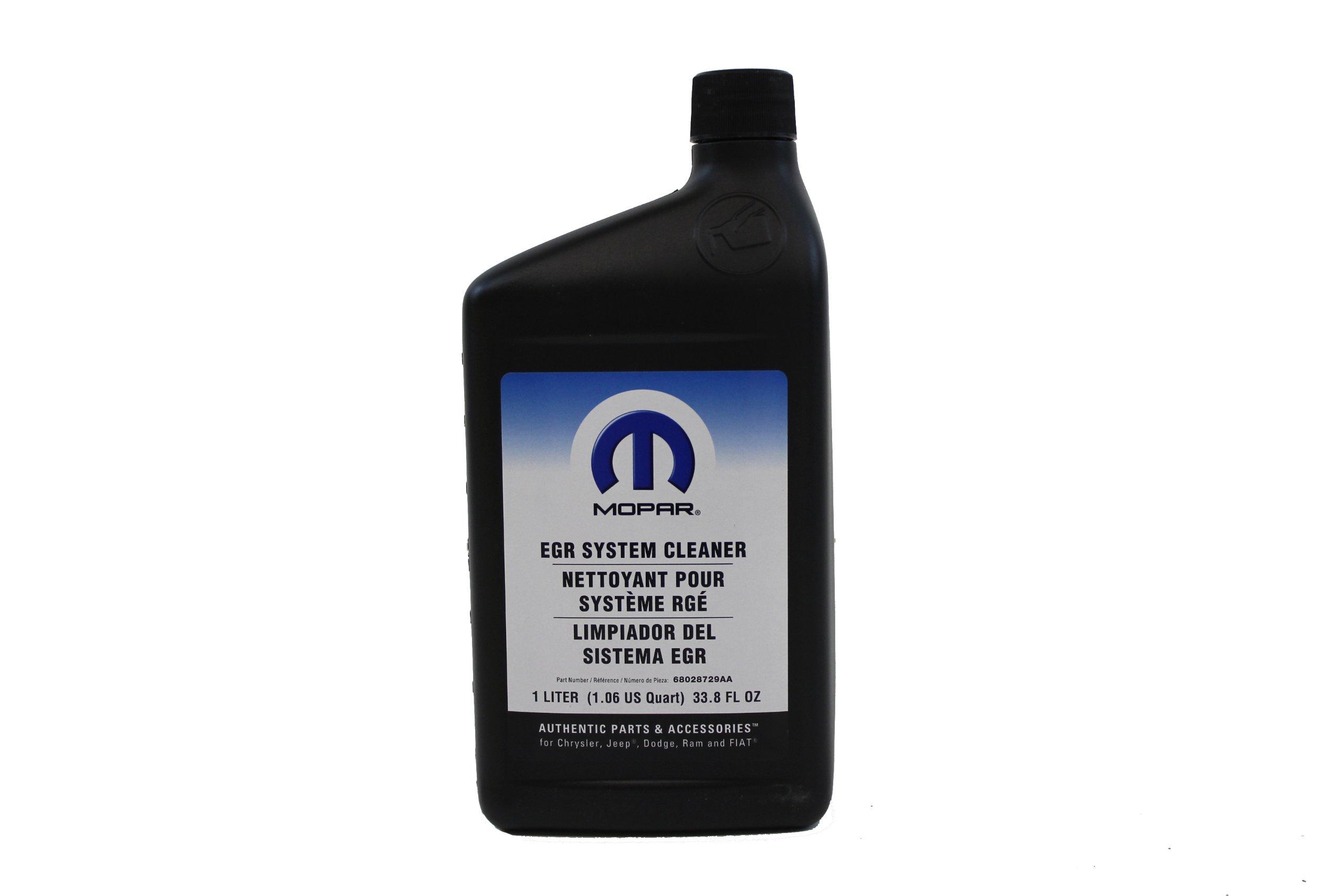 Chrysler Genuine Accessories 68028729AB EGR System Cleaner - 1 Liter