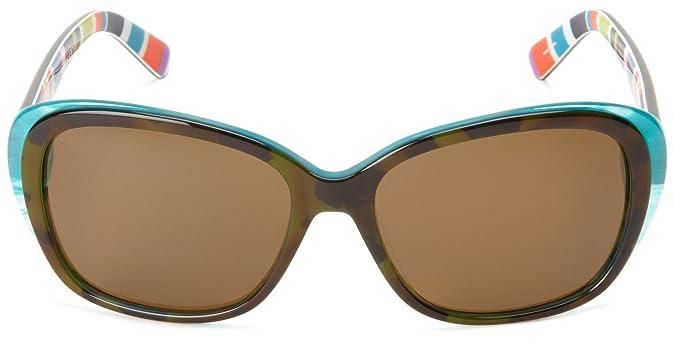 Amazon.com: Kate Spade Hilde/P/S Hilde/P/S - Gafas de sol ...