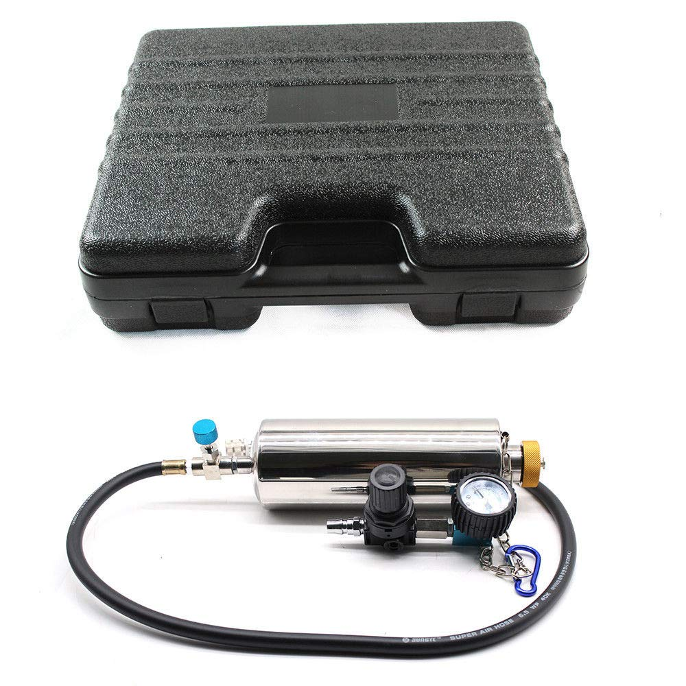 TBvechi Fuel Injector Cleaner EFI Non-Dismantle Fuel Injector Cleaner Adapter Kit AUTOOL C100 by TBvechi (Image #9)