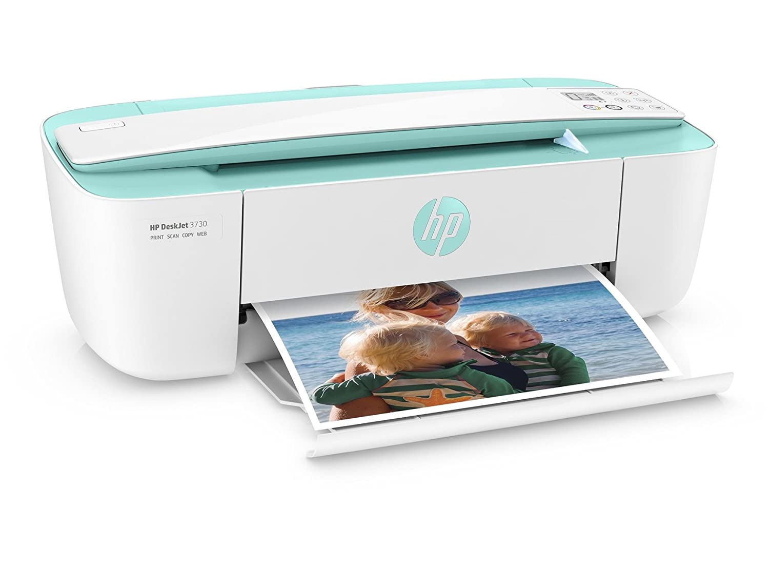 HP DeskJet 3730 - DeskJet 3730 All-in-One Printer: Amazon.es ...