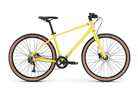 side facing Raleigh bikes redux 2 hibrid bike