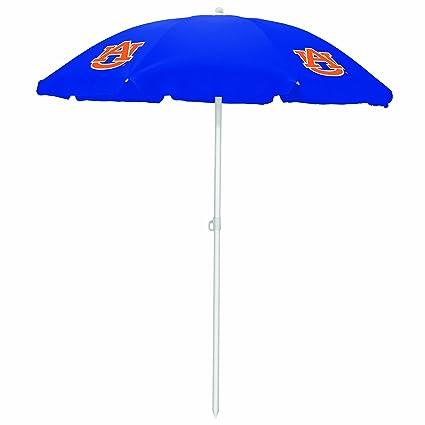 NCAA Auburn Tigers Portable Sunshade Umbrella