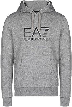 Emporio Armani Sweat EA7 à Capuche: Amazon.
