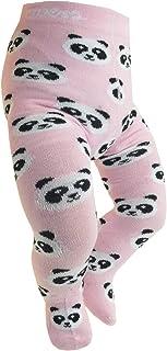 EveryKid Ewers 1er oder 2er Pack Babystrumpfhose Sparpack Jungenstrumpfhose Strumpfhose Markenstrumpfhose ganzjährig Panda Bär für Babys (EW-905046-W18-BJ0) inkl Fashionguide