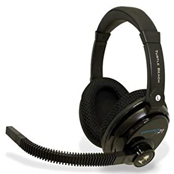 New turtle beach ear force px21 gaming headset for ps3 / ps4.