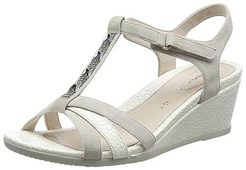 e91b9f88 Stonefly Sweet III 2, Sandalias con Cuña para Mujer: Amazon.es: Zapatos y  complementos