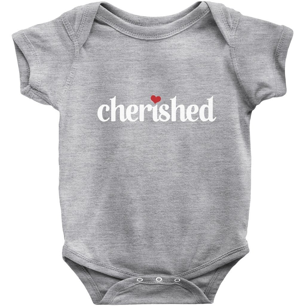 Clothing /& Apparel AdoptionGifts.com Cherished Onesie Adoption Gifts