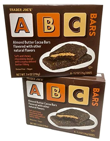 Image result for abc bars trader joe's