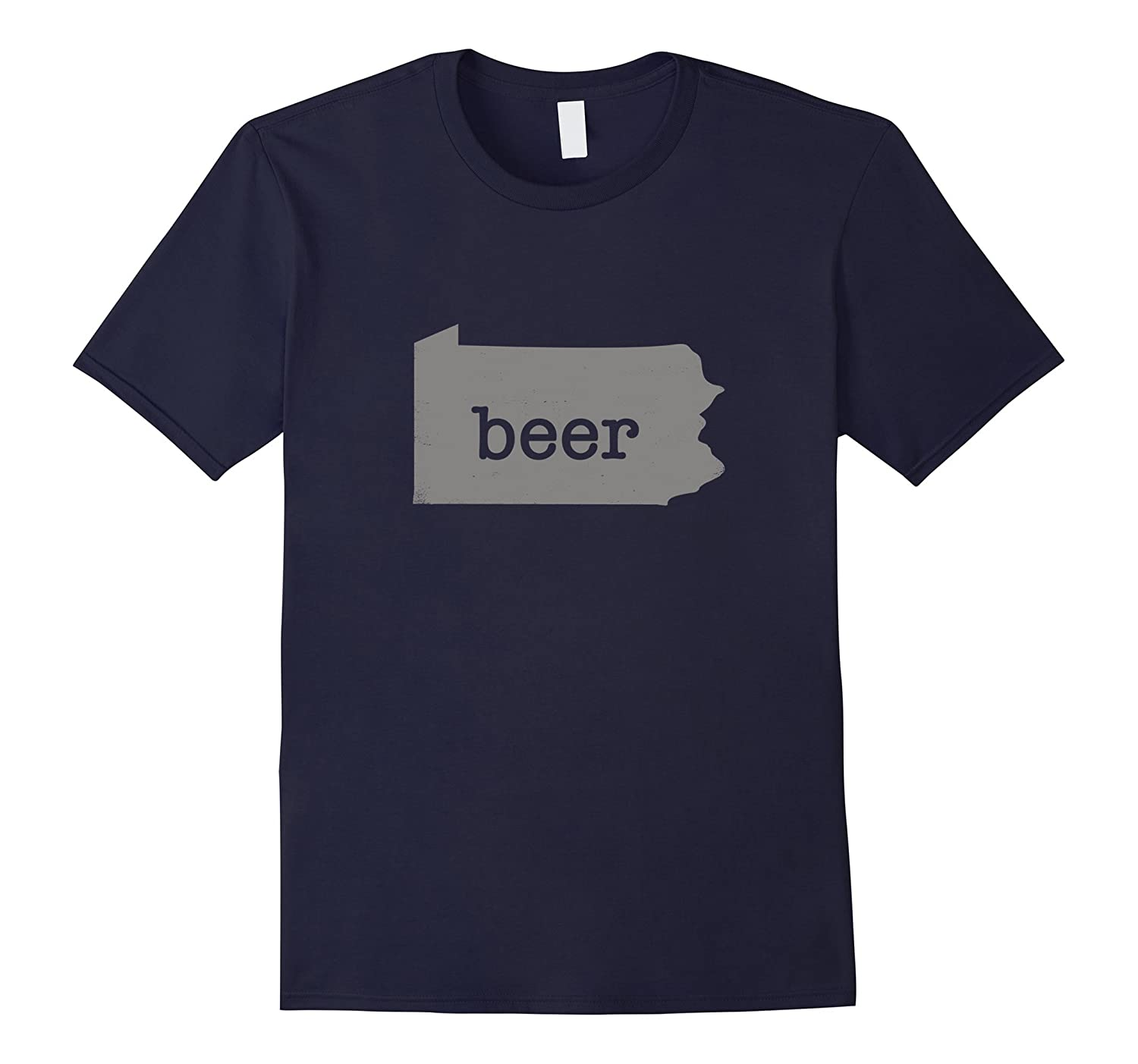 Drink Local - Drink Beer From Pennsylvania T-Shirt-TH