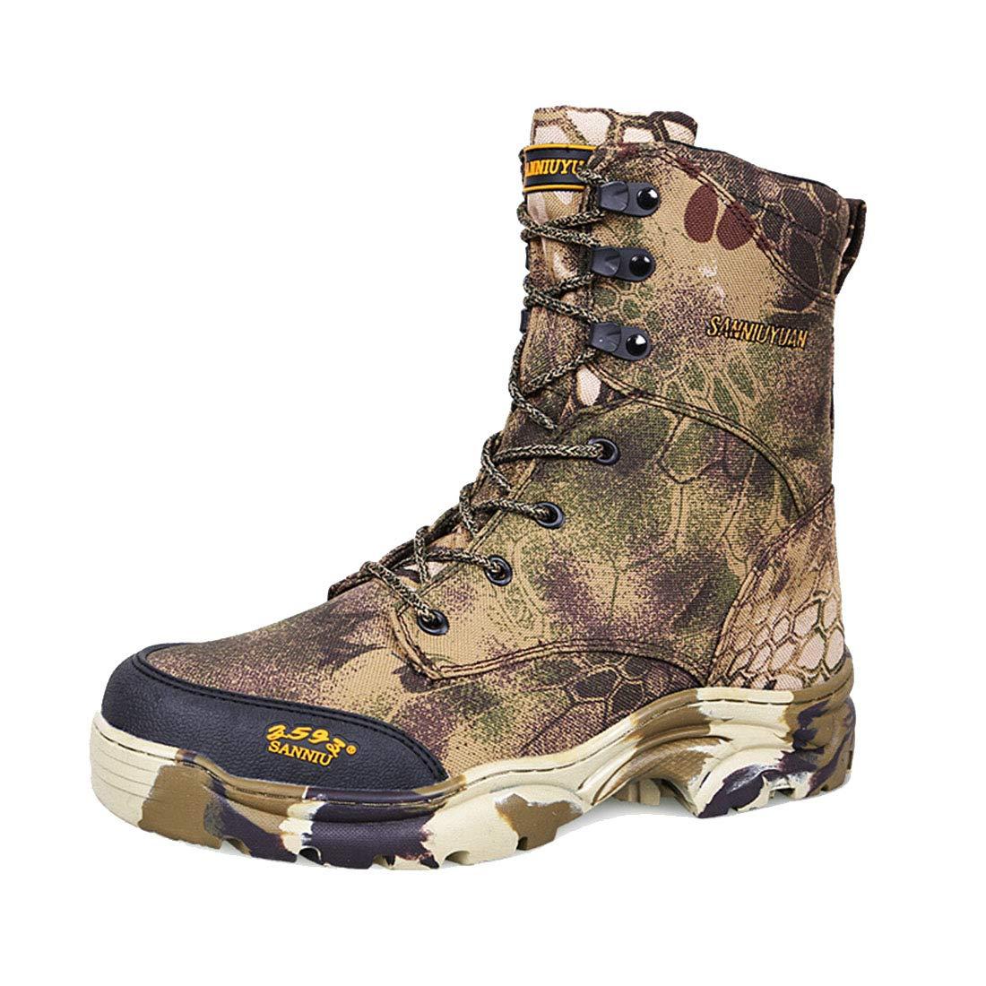 Multi Couleuruge 40EU FLYA Chaussures de randonnée pour Hommes avec Bottes de randonnée pour Toutes Les Saisons, Marche, randonnée, Camping, randonnée, vélo,Multi Couleuruge-38EU
