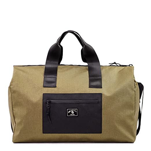 Wheelmen & Co. Sling Duffle (Coyote)