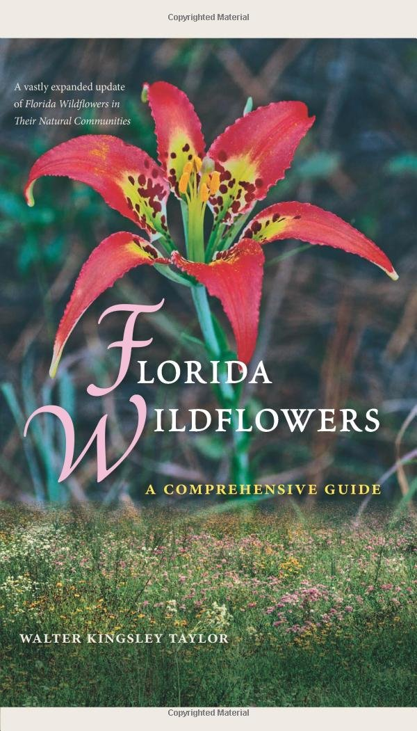 Read Online Florida Wildflowers: A Comprehensive Guide PDF