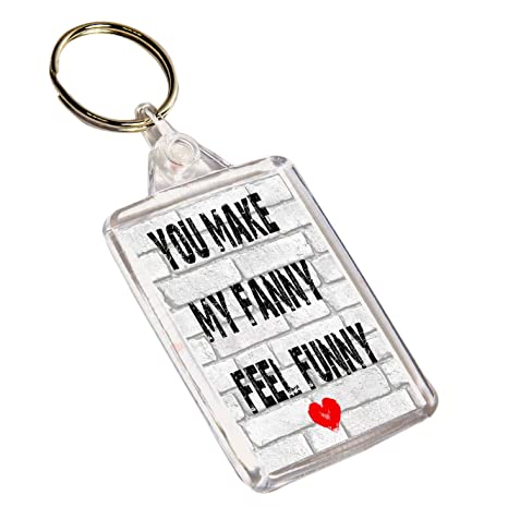 AKGifts VOUS vous Sentez Make My Fanny Funny - Rude/Funny ...