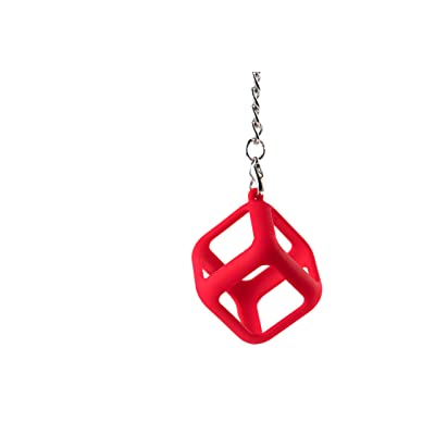 Antsy Labs Red Fidget Prism: Toys & Games