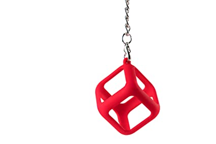 Antsy Labs Red Fidget Prism