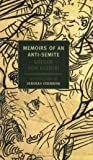 Memoirs Of An Anti-Semite (New York Review Books) by Gregor von Rezzori (18-Jan-2008) Paperback