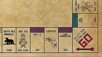 Monopoly: Fallout Collectors Edition - Exclusive by Monopoly: Amazon.es: Juguetes y juegos