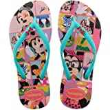 Havaianas Flip Flops - Havaianas Hav. Kids Disney Cool Flip Flops - Shocking Pink/lake Green