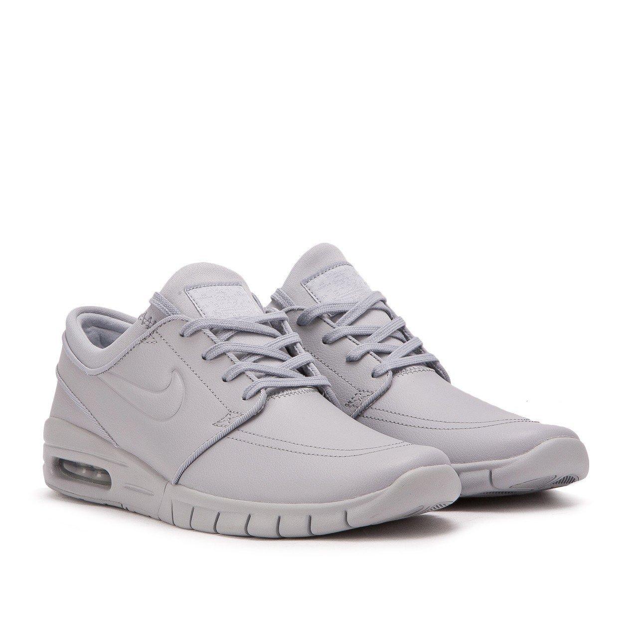 cheap for discount 4e136 fcd4d Nike SB Stefan Janoski Max L - 685299-012 - Grey - UK 13  Amazon.co.uk   Shoes   Bags