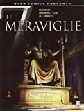 La statua di Zeus. 432 a. C.-I giardini di Babilonia. 585 a. C. Le 7 meraviglie: 1