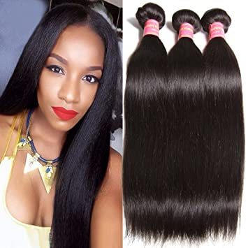 Amazon ali julia hair wholesale 8a peruvian straight virgin ali julia hair wholesale 8a peruvian straight virgin hair weave 3 bundles 100 unprocessed remy pmusecretfo Gallery