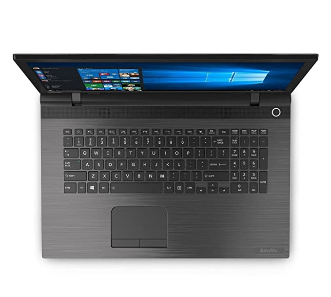 Amazon.com: Toshiba 17.3-Inch HD Laptop PC (Intel Core i3-5005U, 6GB RAM, 750GB HDD, Bluetooth, HDMI, WIFI, SuperMulti DVD/CD Burner, Windows 10): Computers ...