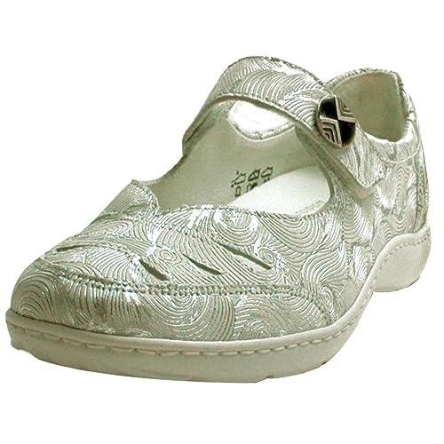 sale retailer 52d24 0d4a5 Waldläufer 496309-196-149 Henni Women Slipper: Amazon.co.uk ...
