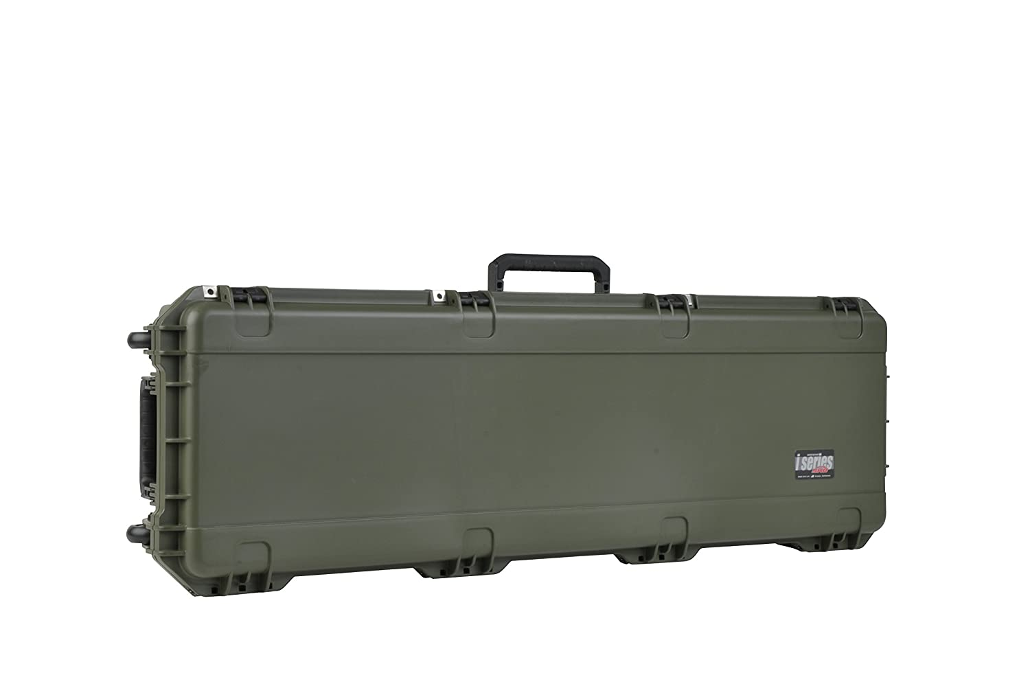 SKB Injection Molded 50-Inch Rifle Case with Layered Foam OD Green