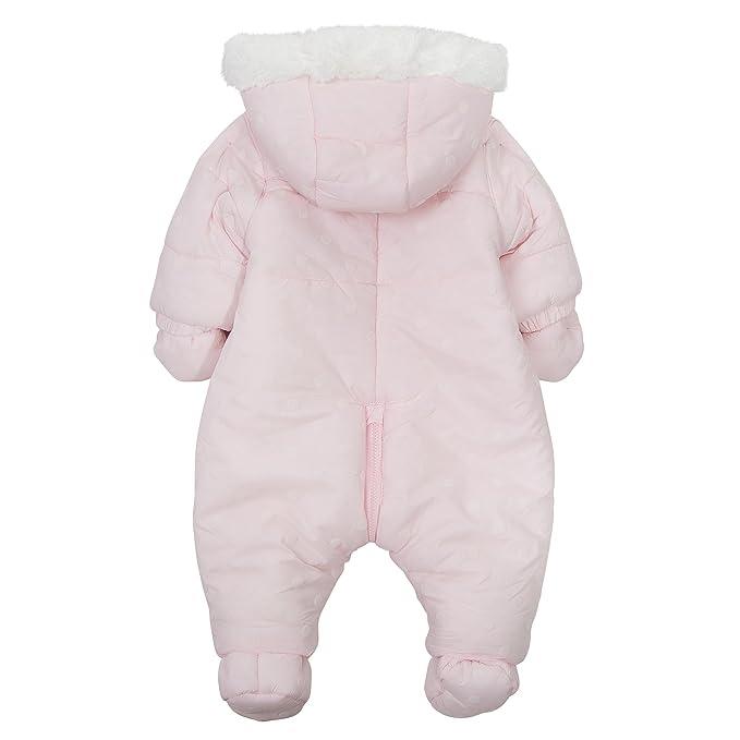 0fb6e758c53ef Absorba Pilote Combinaison de Neige Bébé Fille  Amazon.fr  Vêtements et  accessoires