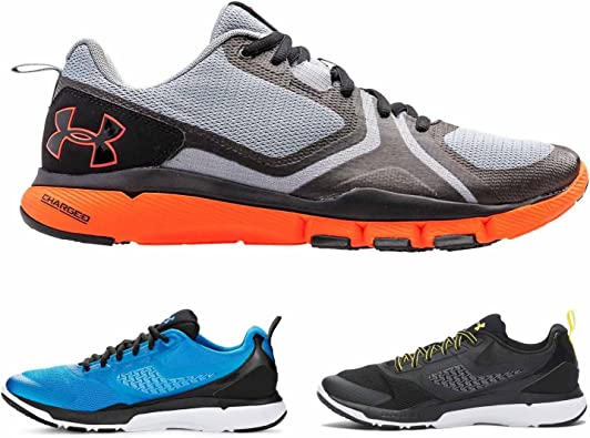 desempleo En expansión bomba  Amazon.com | Under Armour Men's UA Charged One | Fitness & Cross-Training