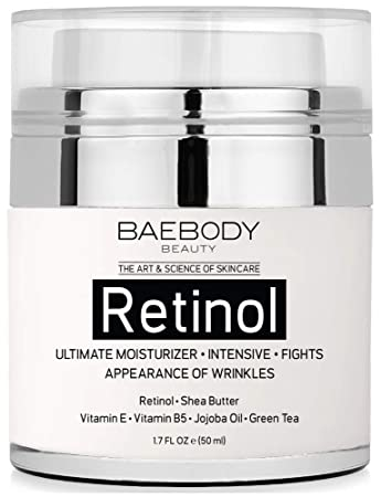 Image result for Baebody Retinol Moisturizer Cream
