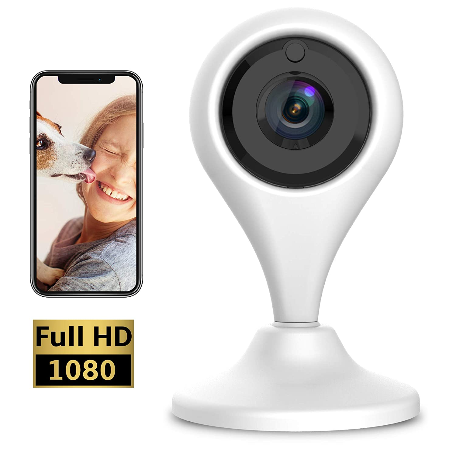Keyke Camera IP Wifi 1080p