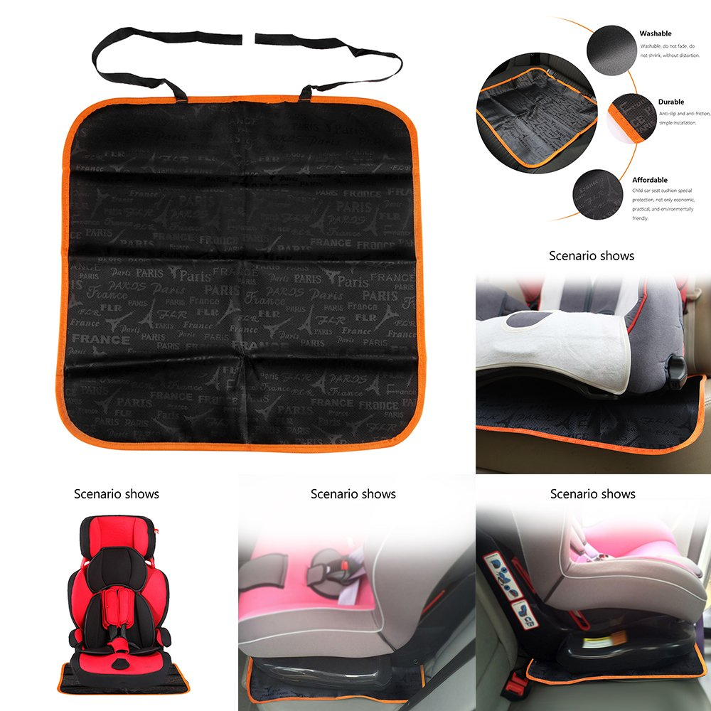 Awe Inspiring Buy Houkiper Car Seat Automotive Seat Protector Universal Onthecornerstone Fun Painted Chair Ideas Images Onthecornerstoneorg