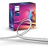 Taśma LED Philips Hue Play z kolorowym gradientem 55 cali, oświetlenie telewizora i gamingu, inteligentne oświetlenie 16…