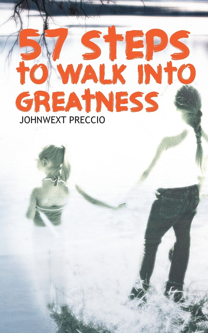 Download 57 Steps to Walk into Greatness ebook