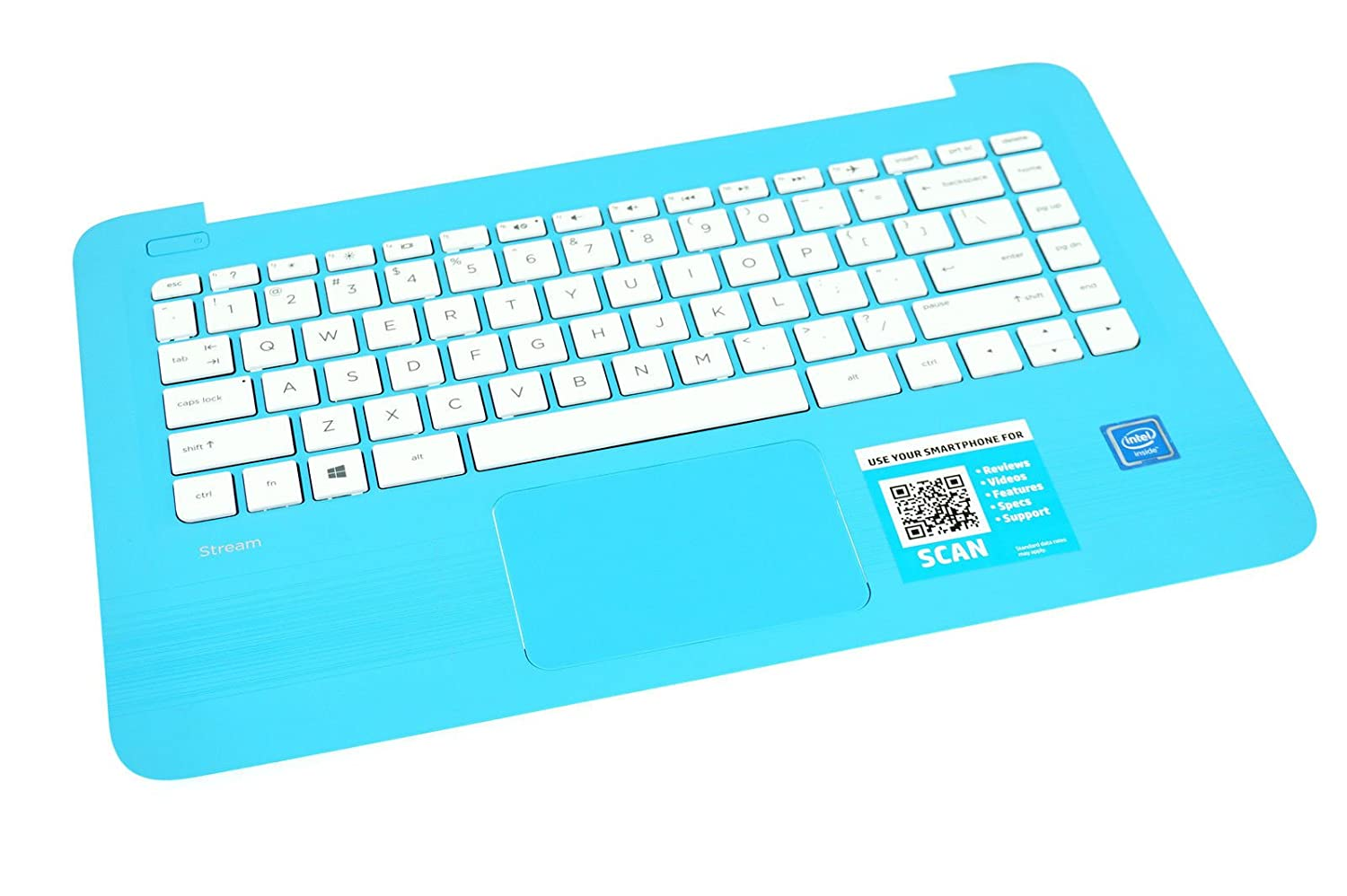 Amazon com: New Genuine PTK For HP Chromebook 14-AX Series Palmrest