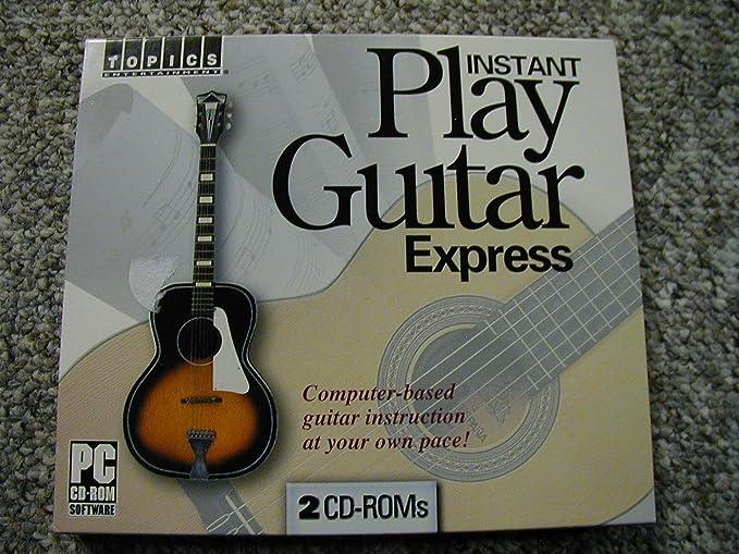 Guitarra Express de Instant Play: Amazon.es: Videojuegos