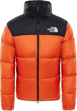 The North Face M 1996 Rto Nptse Jkt Persian Orange XS  Amazon.co.uk ... f76b576f3